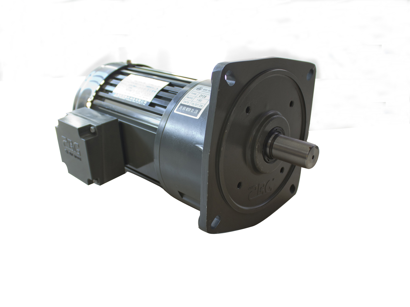 立式齿轮减速电机